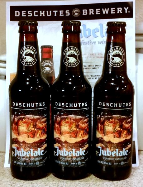 Deschutes Brewery Jubelale