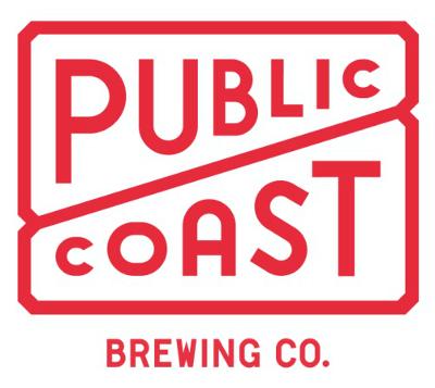 Public Coast Brewing logo