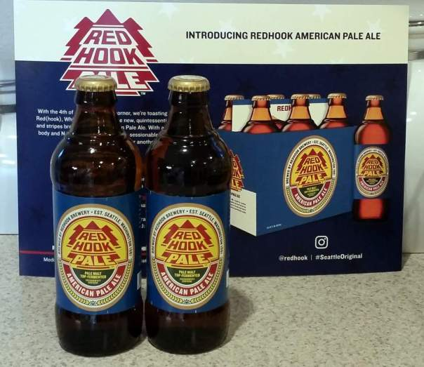 Received: Redhook American Pale Ala