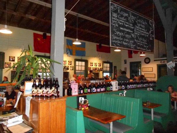 Rogue Astoria pub