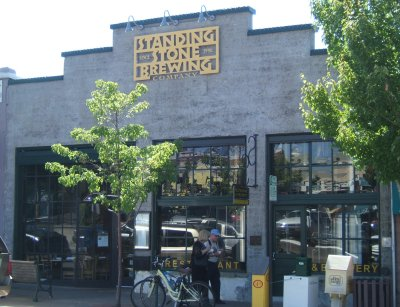 Standing Stone Brewing Company in Ashland, Oregon