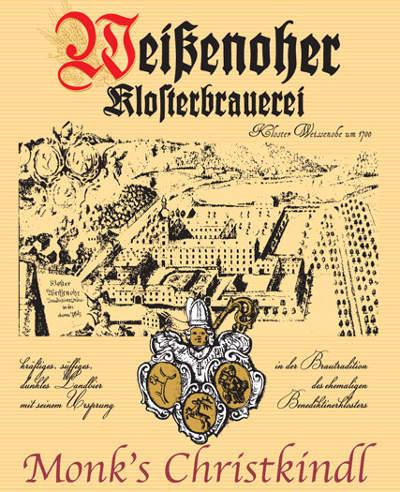 Weissenohe Monk's Christkindl