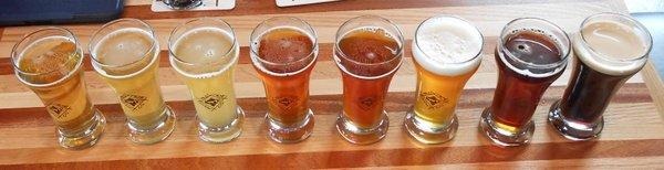 Wild Ride beers