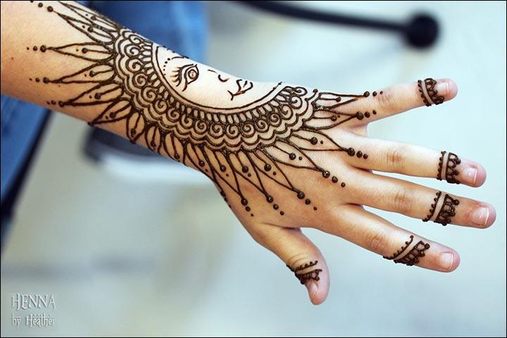 Finger Mehndi Art : Ezwed saranya mehndi art mehandi artists in coimbatore