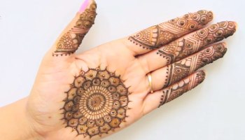 41 dubai mehndi designs that will leave you captivated step by step mehndi designs 23 beginners simple video tutorial solutioingenieria Image collections