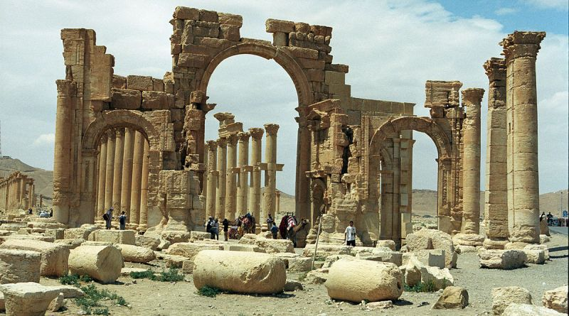 A crisis of conservatism: the West and Palmyra