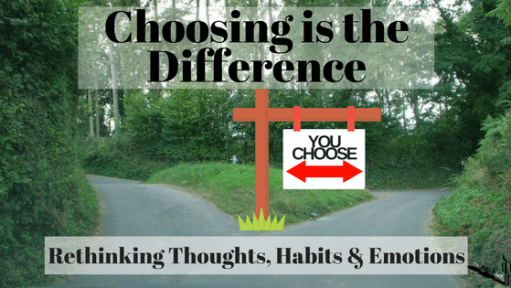 Choosing is the Difference