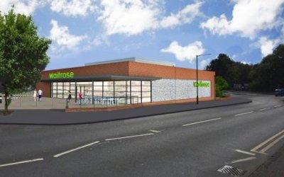 New Waitrose set to anchor Bromsgrove regeneration scheme ...