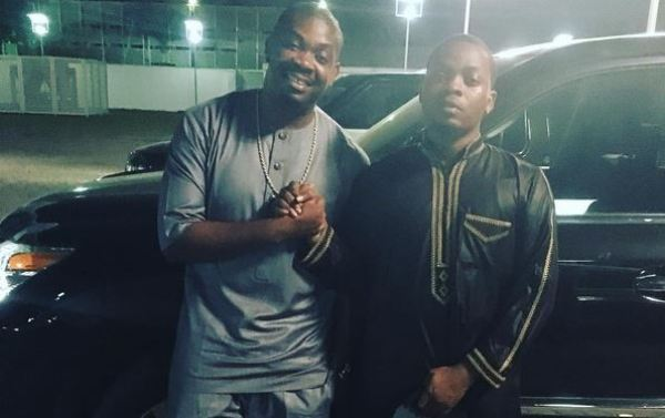 Olamide Don Jazzy