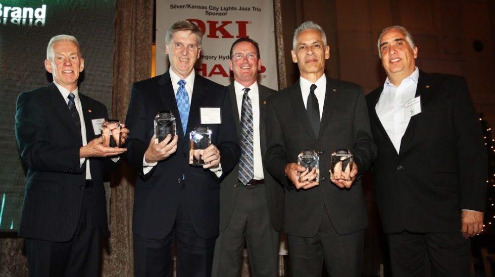 Kyocera Award Winners