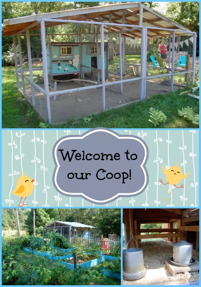Photo Tour of Our Chicken Coop