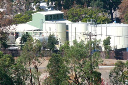 The San Juan Capistrano Groundwater Recovery Plant. File photo
