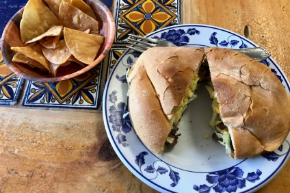 On the Menu_el coyotito_torta