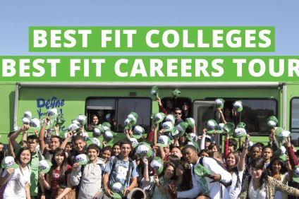 San Juan Hills High School will be a stop on Road Trip Nation's Best Fit Colleges Best Fit Careers Tour on Oct. 2. Photo: Courtesy of San Juan Hills High School