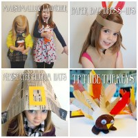 Thanksgiving Kid-Tivities!