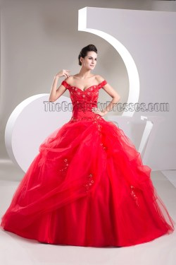 Small Of Red Wedding Dress