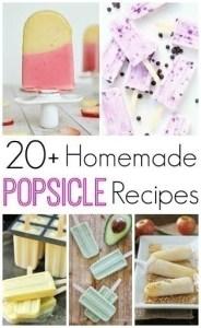20 Homemade