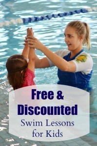 Free and Free and Discounted Swim Lessons for Kids in Phoenix Swim Lessons for Kids in Phoenix