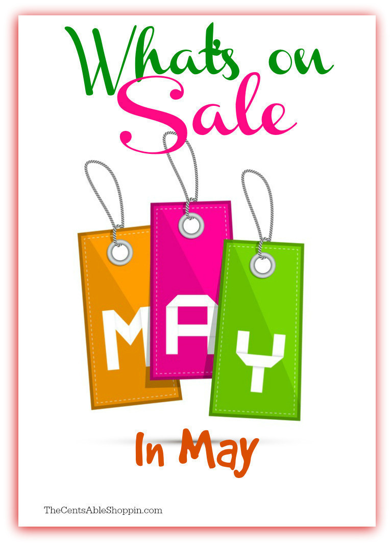 What 39 s on sale in may the centsable shoppin for What s a solid