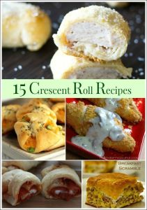 Crescent Roll Recipes ~ TheCentsAbleShoppin.com