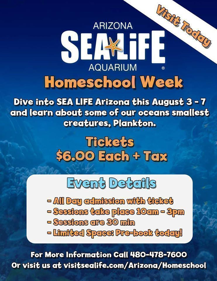 Enjoy all that SEA LIFE Aquarium Arizona has to offer with these admission tickets! See more than 5, animals including sharks, rays, topical fish and sea horses. Make your way through the displays of different aquatic habitats, from the Arizona park lakes to river canyons and caves/5(26).