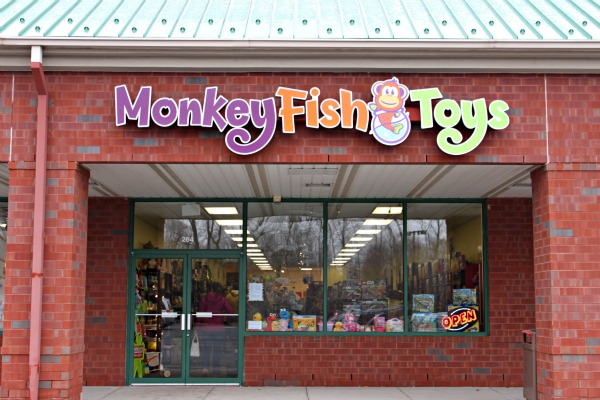 MonkeyFish Toys
