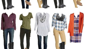 Mix & Match Fall Fashion From Target