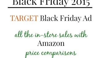 Black Friday 2015: Target Black Friday Ad