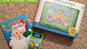 Gift Idea: School Zone Little Scholar Tablet