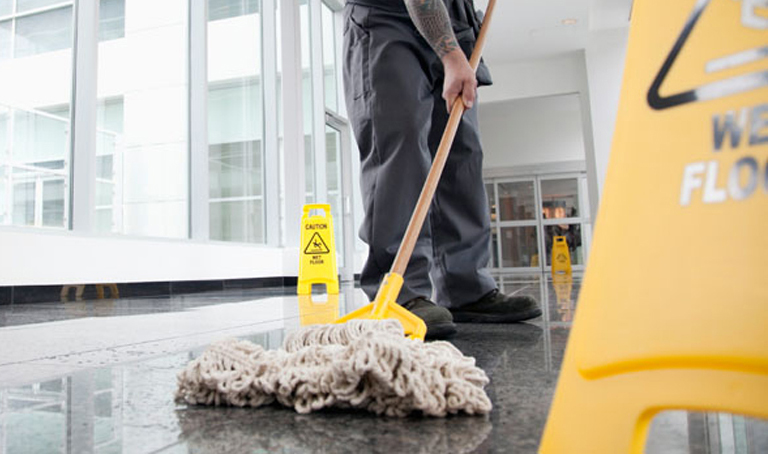 7 Important, Life-Changing Lessons I Learned While I Worked As A Janitor