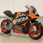 Colin Edward's MotoGP racer for sale