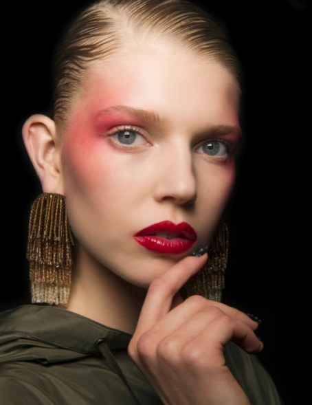 Make up Kenzo via iodonna.it