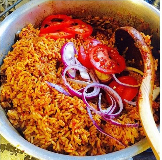 jollof rice - Buzzfeed - instagram - christian mail africa