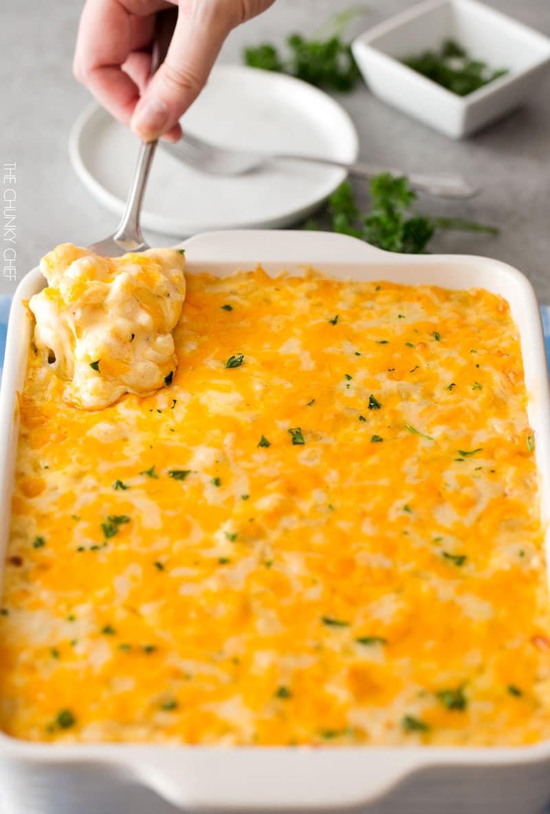 Fullsize Of Three Cheese Mac And Cheese