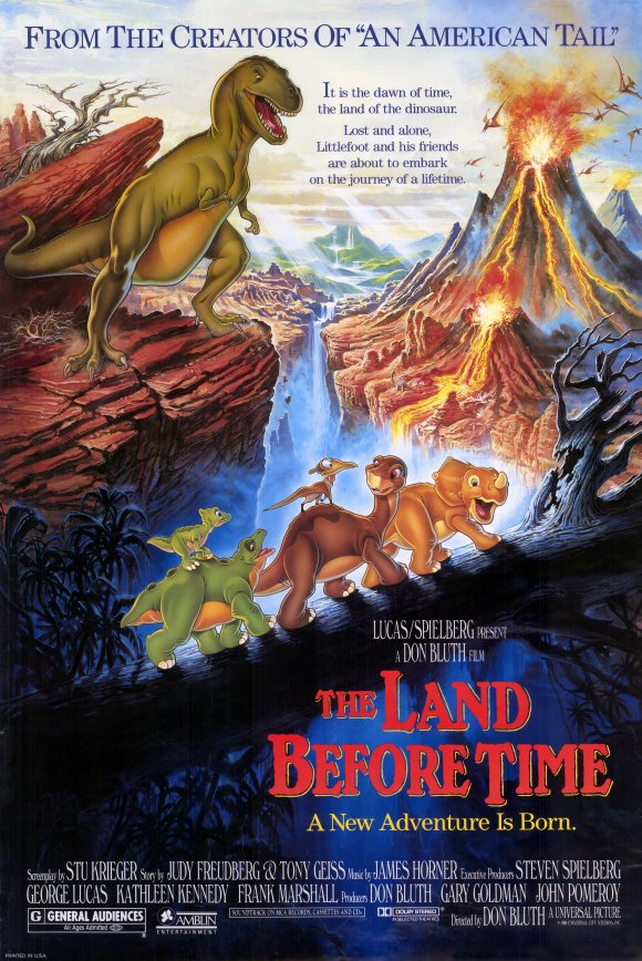 The Land Before Time (1988) | This Ain't No Kid's Movie