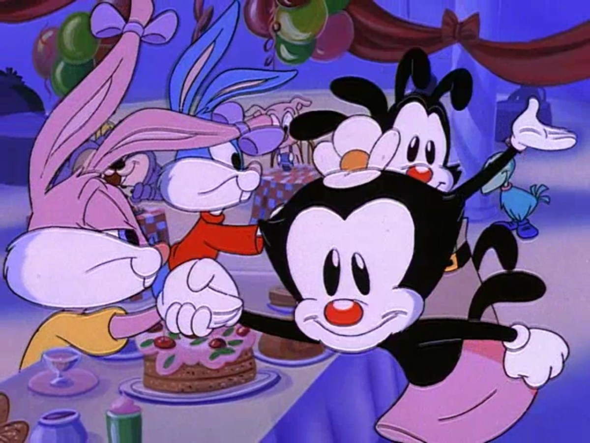 Tiny Toon Adventures VS. Animaniacs