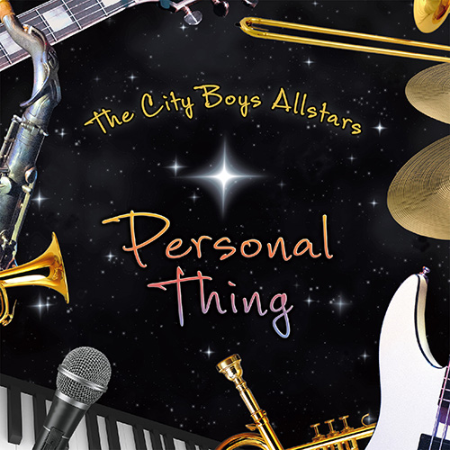 Personal Thing - The City Boys Allstars