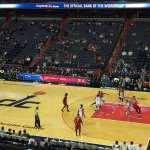 Wizards' arena fails to impress