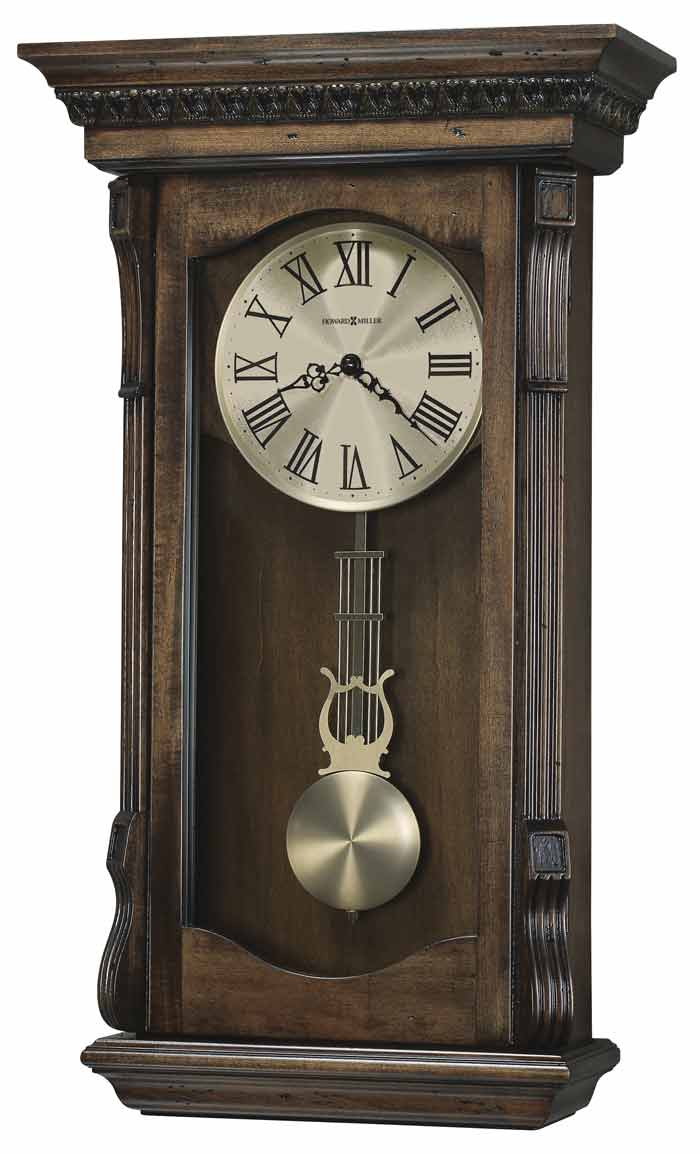 Pool Howard Miller Agatha Chiming Wall Clock Wall Clocks Clock Depot Large Wall Clock Just Hands furniture Wall Clocks Just Hands