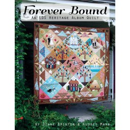 Forever Bound Quilt Booklet Cover thumb