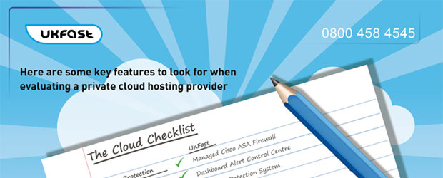 The Private Cloud Hosting Checklist