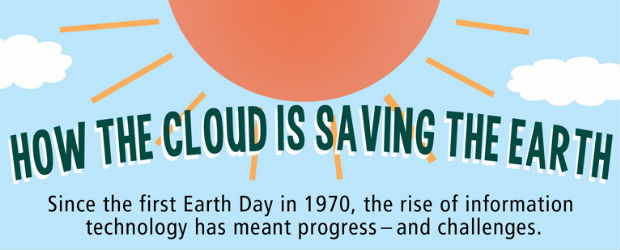 How the Cloud is Saving the Earth