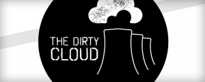 dirty cloud infographic