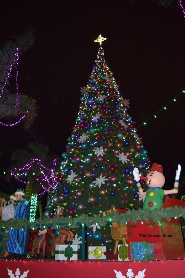 Christmas Árbol sello