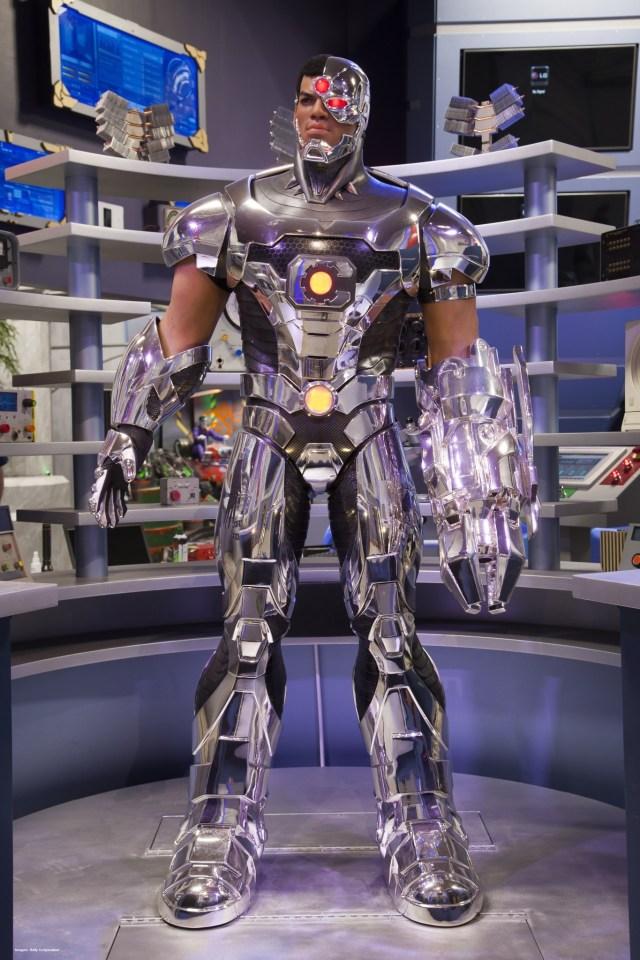 Cyborg 1 crédito