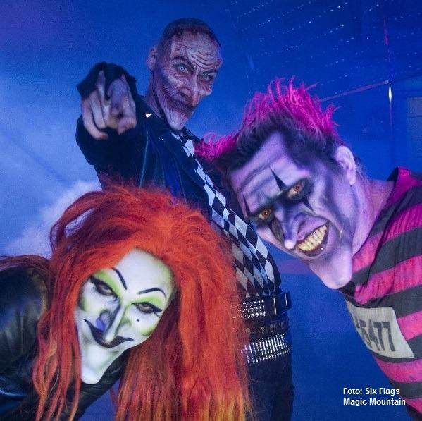 Fright Fest Magic Mountain