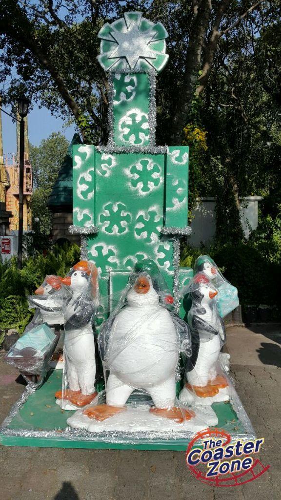 Christmas in the Park iniciará el 2 de diciembre.
