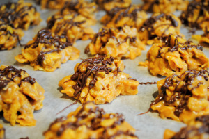 Holy Crap These Are Amazing Cookies – No Bake