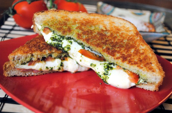 Celebrate National Grilled Cheese Month!