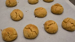 Peanut Butter Cake Mix Cookies with Reese's Cups